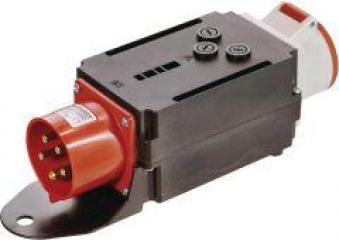 Adapter MIXO m.Sicherung.CEE 400 V Bild 1