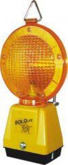 Baustellenleuchte Solo-Lite LED rot Bild 1