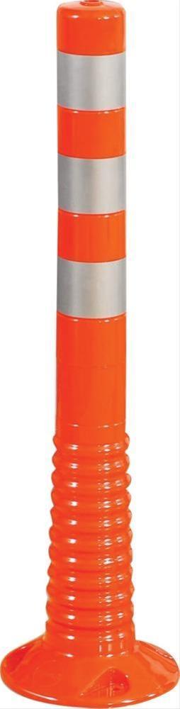 Flexipfosten 1000mm, Ø 80mm, orange Bild 1