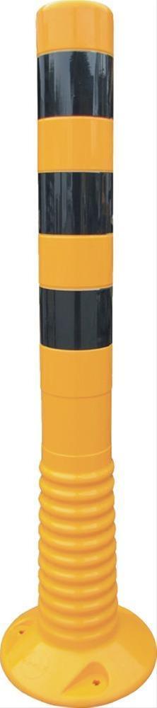 Flexipfosten 1000mm, D 80mm, gelb Bild 1