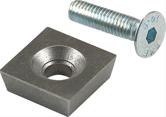 HM Ersatzwendeplatten 20x20mm m. Schrauben Bild 1