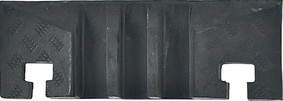 Kabelbrücke groß Abschlußelement / Nut STRECKE Bild 1