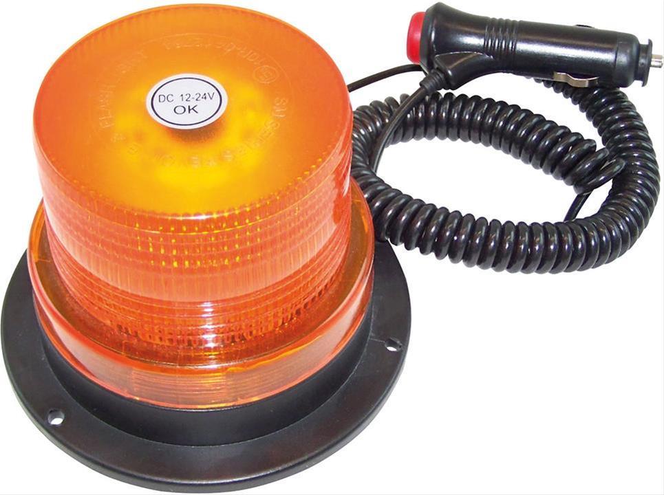 Rundumkennleuchte LED 12 / 24 V Magnetmontage Bild 1