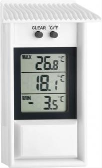 Thermometer Dig. Max-Min für Innen und Außen Bild 1