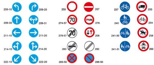 VKZ.250 Ronden 600mm Durchfahrt Verboten Bild 2