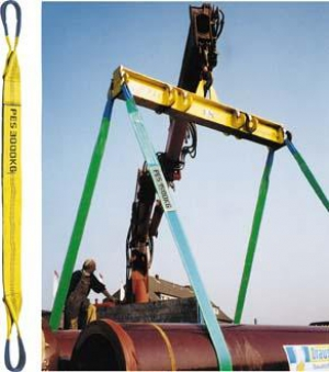 Hebeband 75 mm 2000 kg 2 m Bild 1