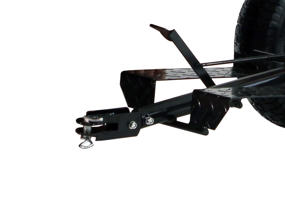 Anbau Anhängesitz AV-650 für Motoreinachser Raptor Bild 2
