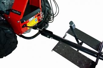 Anbau Anhängesitz AV-650 für Motoreinachser Raptor Bild 6