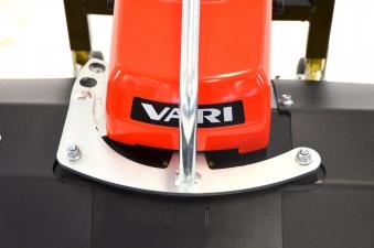 Anbau Kehrbürste RKV 1000 für Motoreinachser Raptor Breite 100cm Bild 2