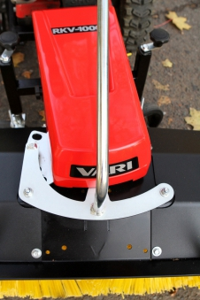Anbau Kehrbürste RKV 1000 für Motoreinachser Raptor Breite 100cm Bild 11