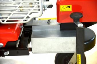 Anbau Kehrbürste RKV 1000 für Motoreinachser Raptor Breite 100cm Bild 5
