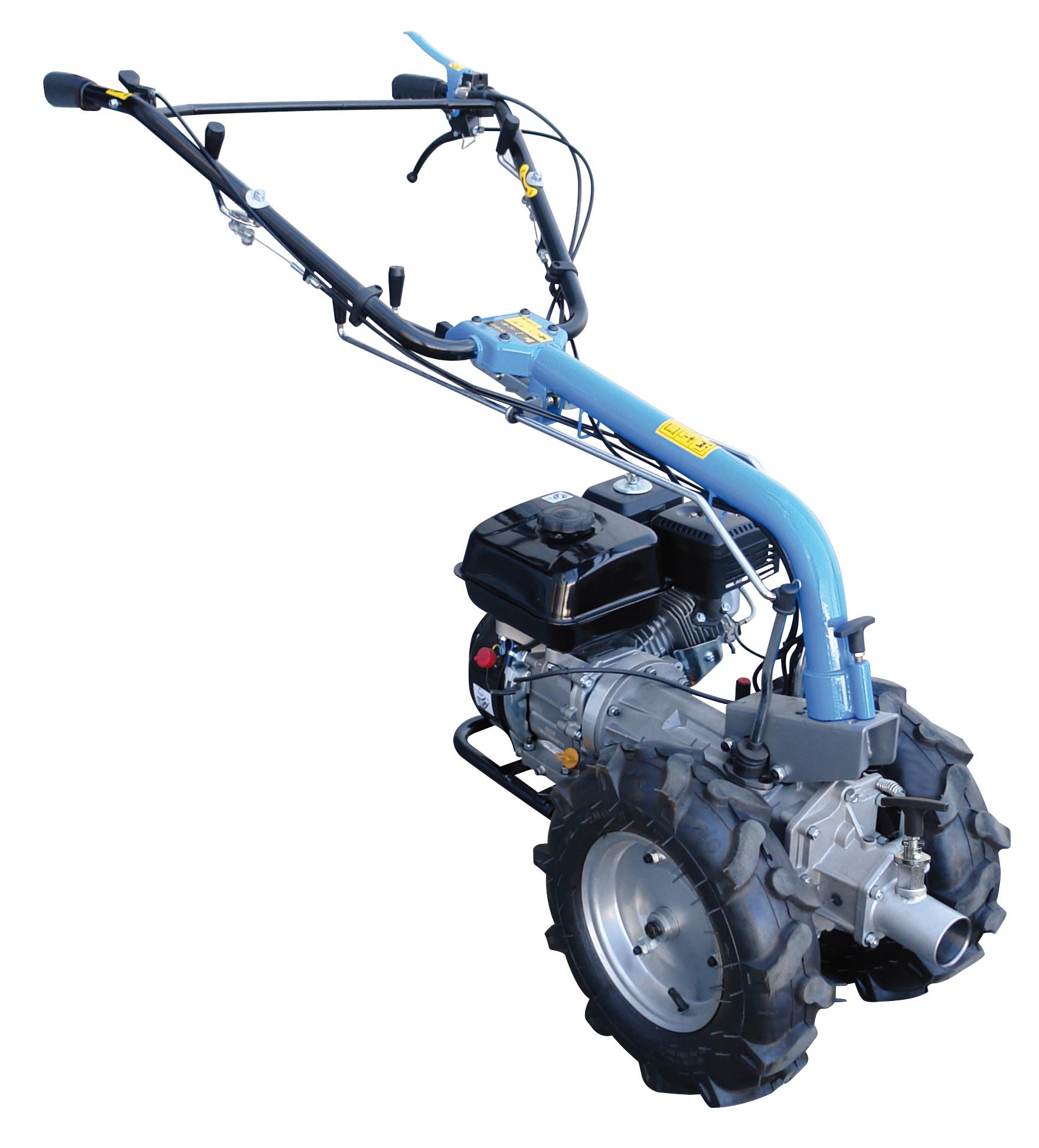 Güde Benzin Motoreinachser GME 6,5V Bild 1