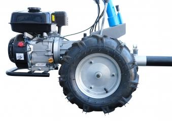 Güde Benzin Motoreinachser GME 6,5V Bild 3