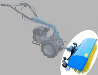Kehrmaschine GKM 900 2 in 1 Güde Anbaugerät für Motoreinachser GME Bild 2