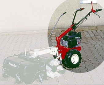 Powerpac Einachser Basismodul MK85 Bild 1