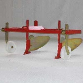 Powerpac Häufelpflug für Einachser KAM5 1m Bild 1