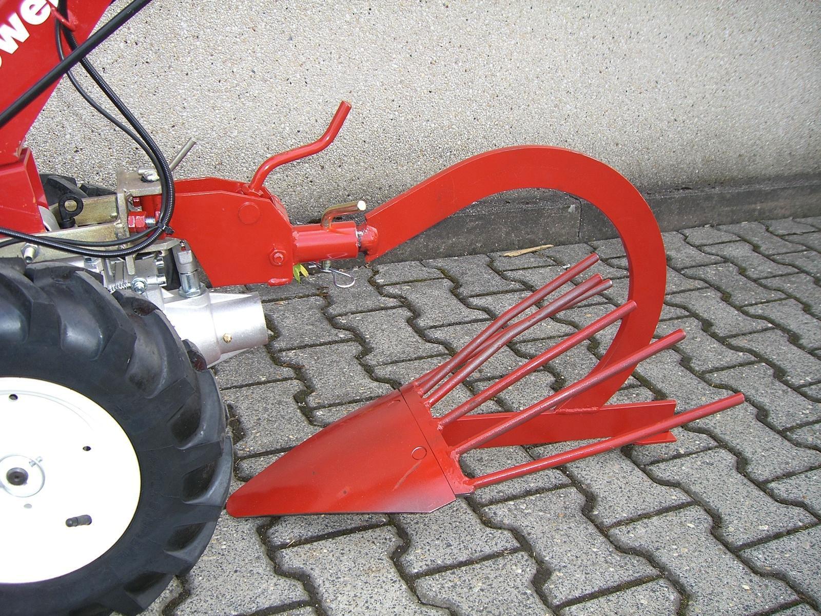 Powerpac Kartoffelrodepflug für Einachser KAM5 28cm Bild 2