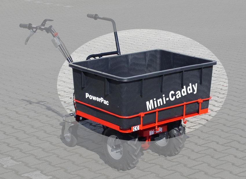 Powerpac Kunststoffwanne für Mini-Caddy MCM100 Bild 1