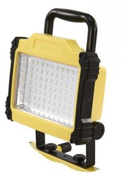 Powerpac LED Strahler / Akku Scheinwerfer für Einachser KAM5 70LED`s Bild 2