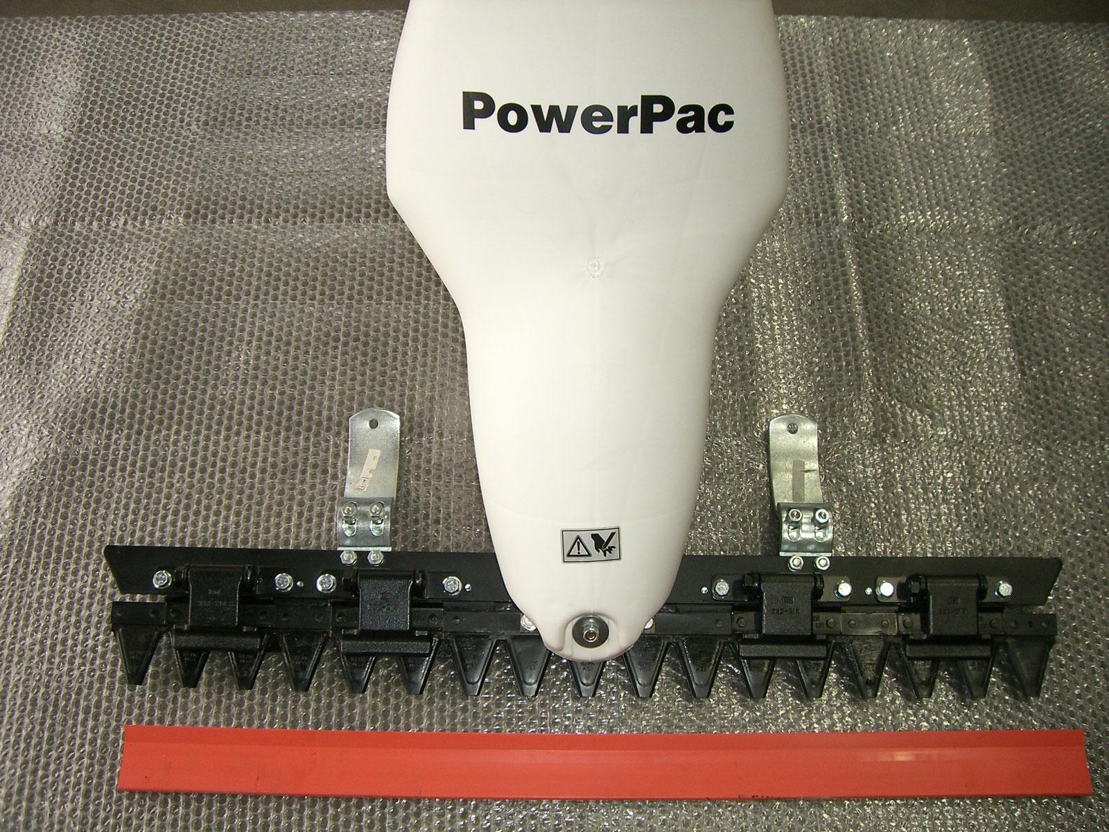 Powerpac Mähbalken 85cm für Basismodul MK 85 Bild 1