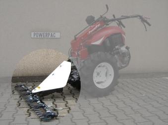 Powerpac Mähbalken für Einachser MAK17 Breite 122cm Bild 1