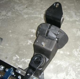 Powerpac Mähbalkengewicht für Einachser MAK17