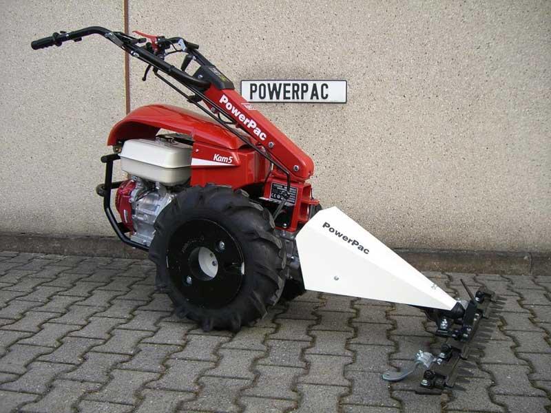 Powerpac Mähbalken für Motorfräse KAM5 Breite 87cm Bild 2