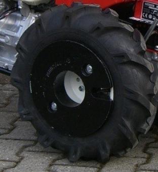 Powerpac Radgewicht für Einachser KAM 5 1 Satz Bild 2