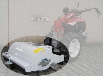 Powerpac Schlegelmulcher Anbaugerät für Einachser MAK17 65cm Bild 1