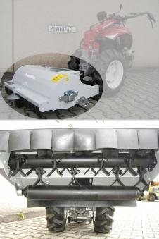 Powerpac Schlegelmulcher Einachser KAM5 und MAK17 65cm Bild 1