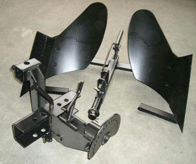 Powerpac Wendepflug als Motorpflug Einachser KAM5 und MAK17 Bild 1