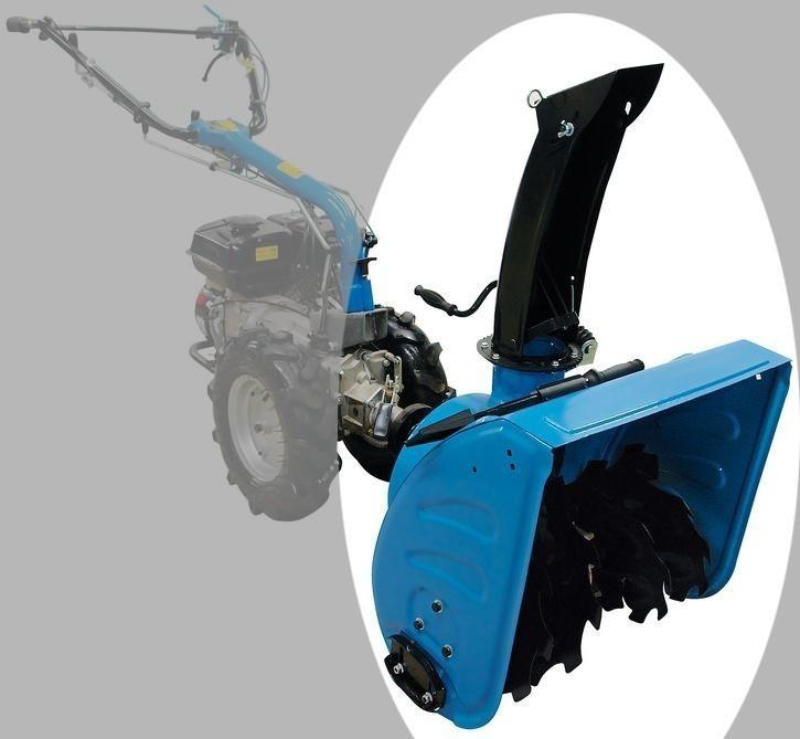 Schneefräse GSF 560 Anbaugerät für Güde Motoreinachser GME 6,5 PS Bild 2
