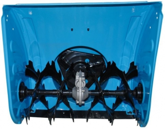 Schneefräse GSF 560 Anbaugerät für Güde Motoreinachser GME 6,5 PS Bild 3