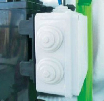 Bremse für Elektro Schubkarre Standard Bild 1