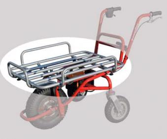 Powerpac Ladepritsche für Elektro-Dumper ED120