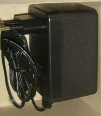Powerpac Ladegerät für Elektro-Dumper ED120 Bild 1