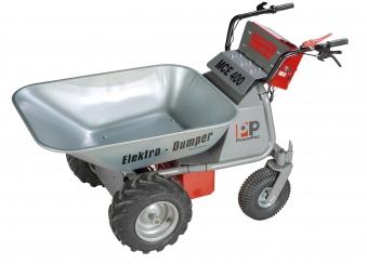 Powerpac Multi Caddy / Multi Dumper Elektro MCE400 1000W Mulde 110L Bild 1