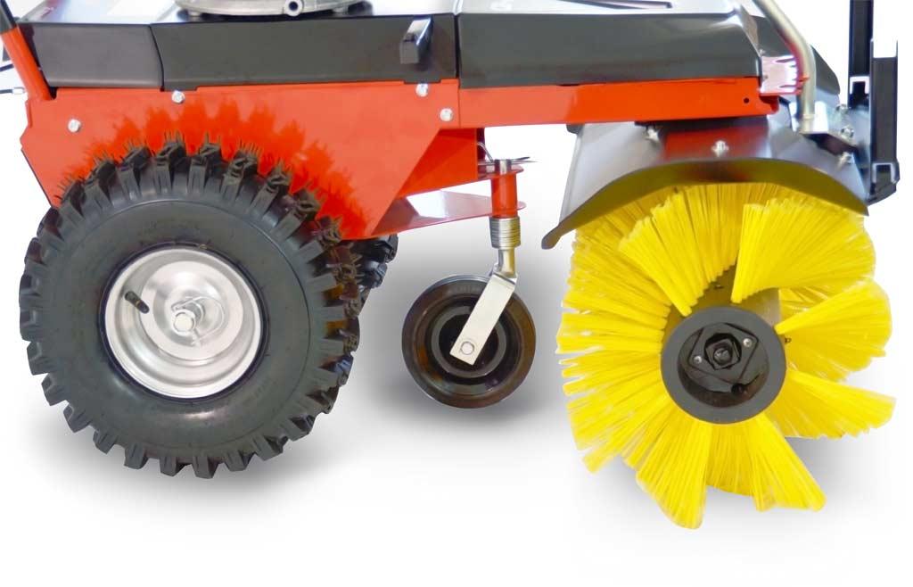Kehrmaschine Vari CB-80 B B&S-Motor Arbeitsbreite 80cm Bild 2