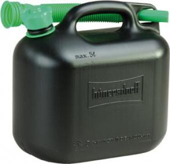 Benzinkanister 5l schwarz Hünersdorff