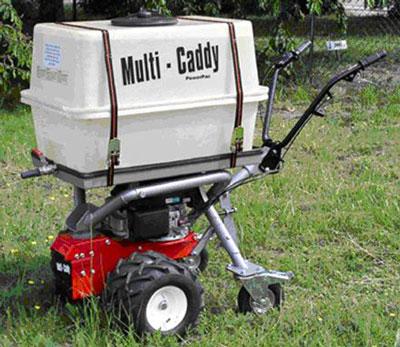 Powerpac Aufsetztank 200 Liter für Multi-Caddy MC140 Bild 1