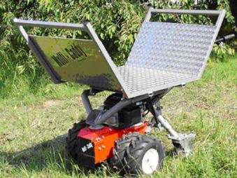 Powerpac Transportaufsatz für Multi-Caddy MC140 Bild 1