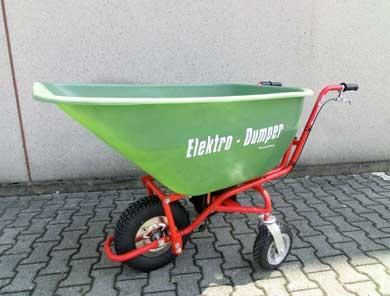 Powerpac Wanne ED4388 für Elektro-Dumper 180Liter Bild 2