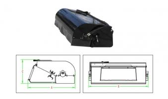 PowerPac Kehrmaschine Zubehör für Multi-Lader ML350