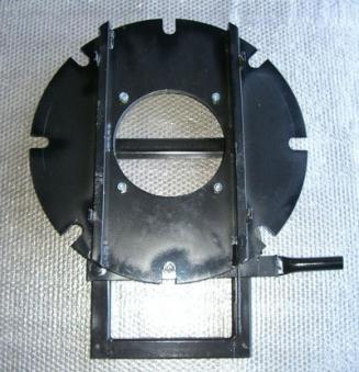 Powerpac Drehschemel 360° für Multi-Sauger MCS520 Bild 1
