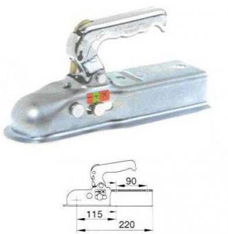 Powerpac Kugelkopf für Multi-Sauger MCS520 Bild 1