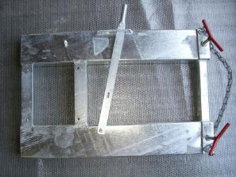 Powerpac Palettenaufnahme für Multi-Sauger MCS520 Bild 1