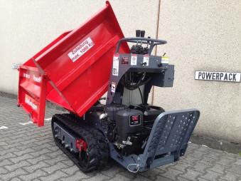 Powerpac Raupen-Dumper / Dreiseitenkipper RC1000-DS-D Diesel Bild 2
