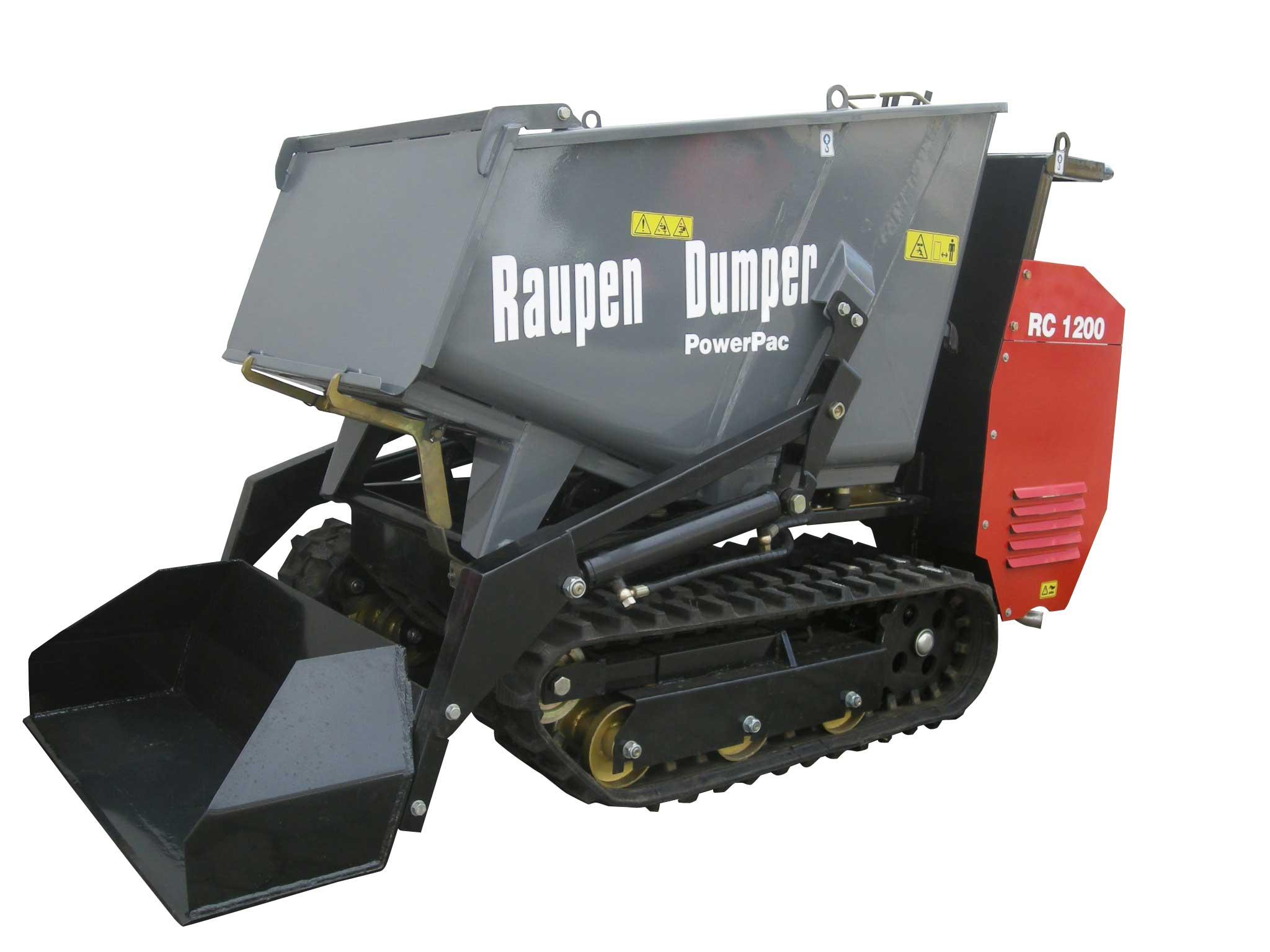 Powerpac Raupen-Dumper RC 1200 Bild 1
