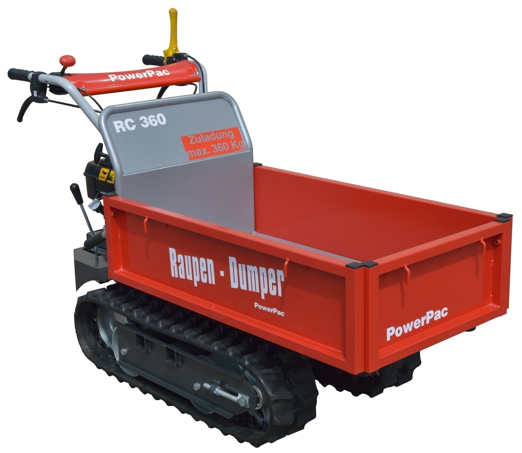 Powerpac Raupendumper / Raupen-Caddy RC360 Bild 1