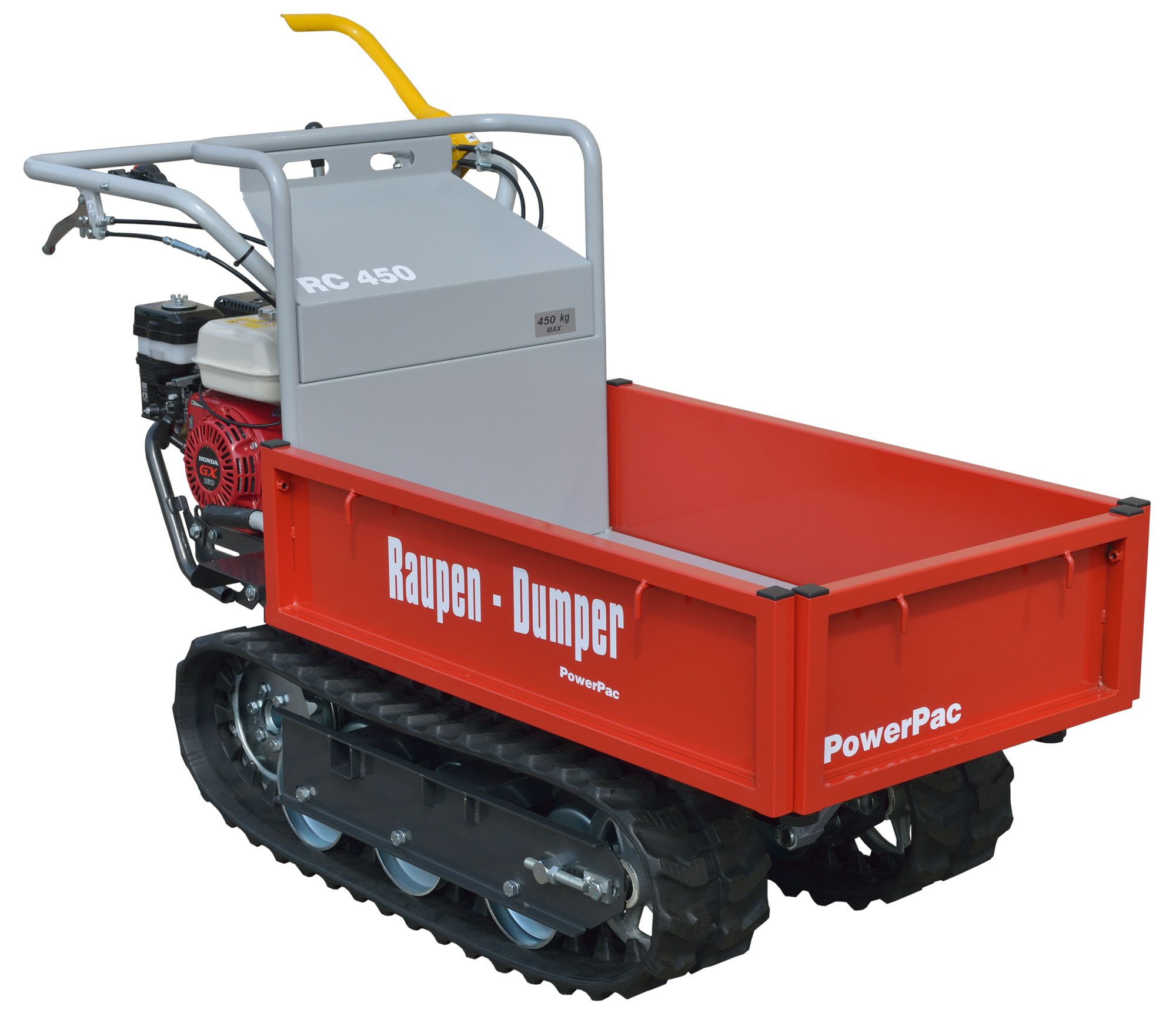 Powerpac Raupendumper / Raupen-Caddy RC450 Bild 1